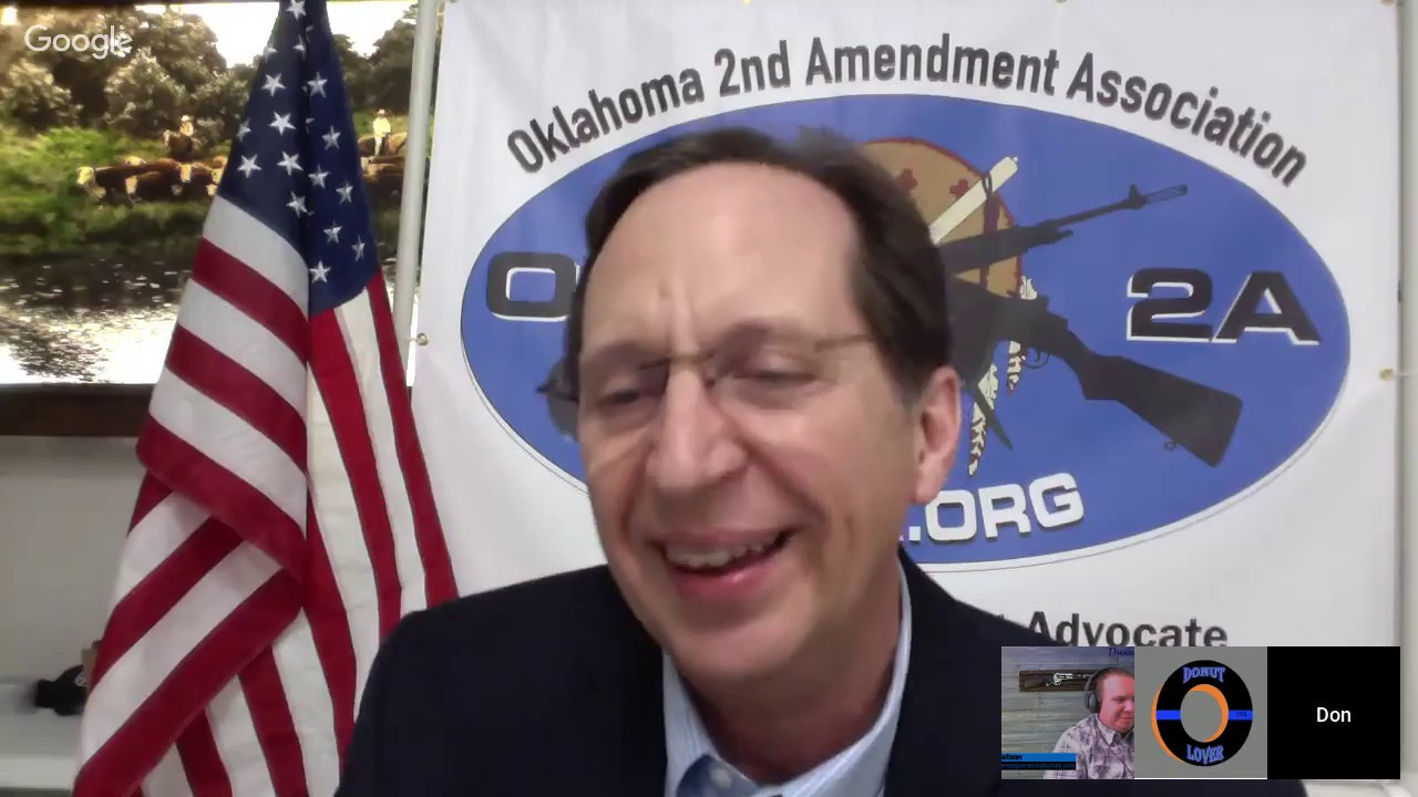 Interview with The president of OK2A Don Spencer
