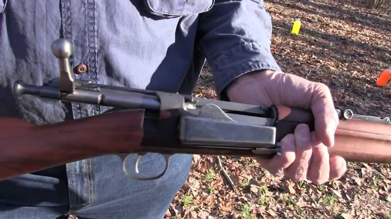 Krag Carbine   Range 2