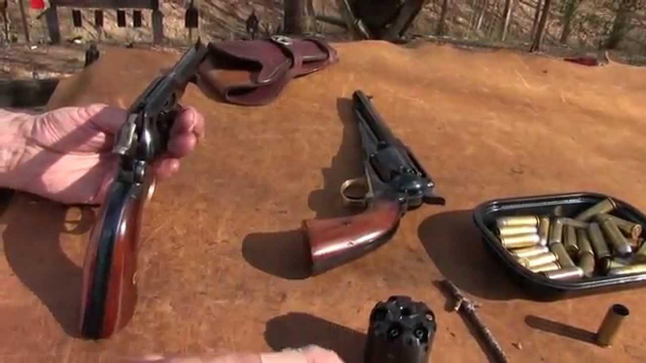 1858 Remington Cartridge Conversion