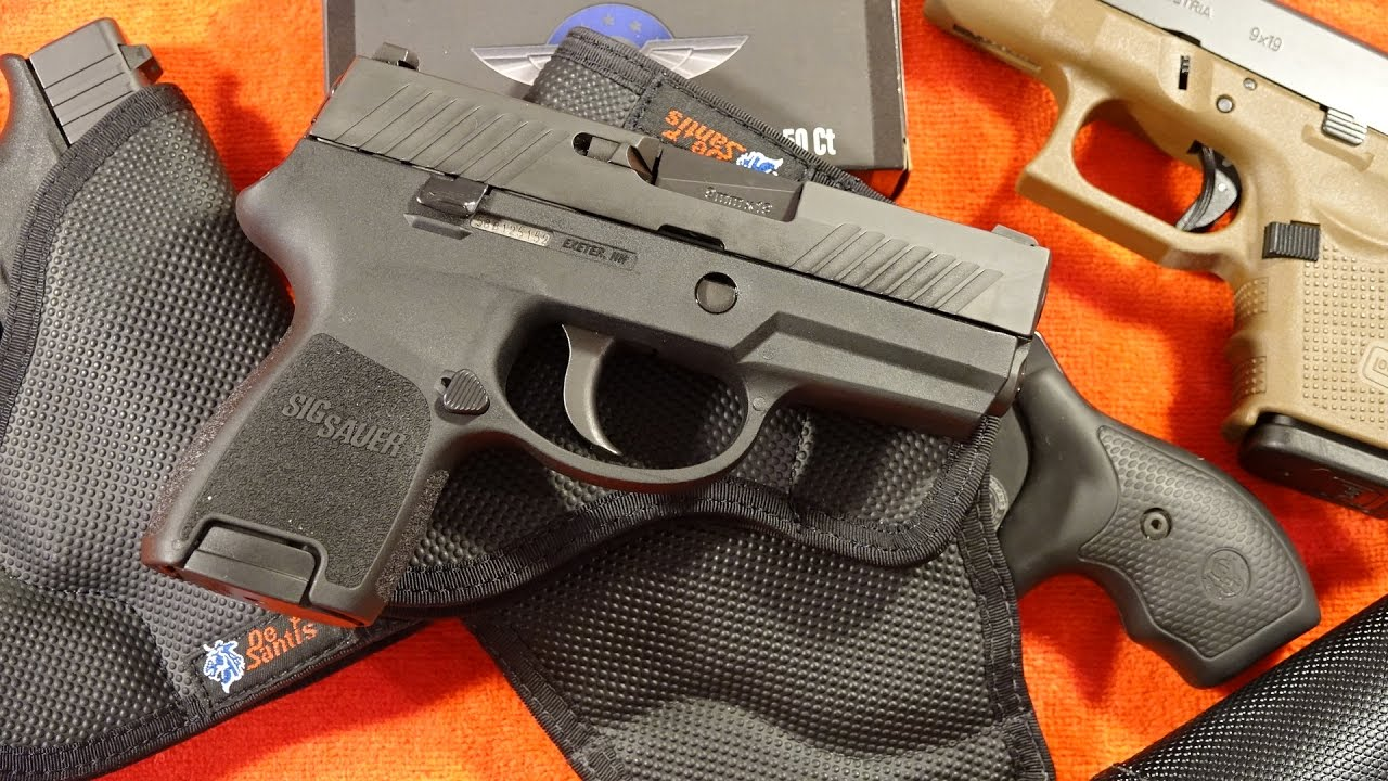 SIG Sauer P320 Sub-Compact First Look