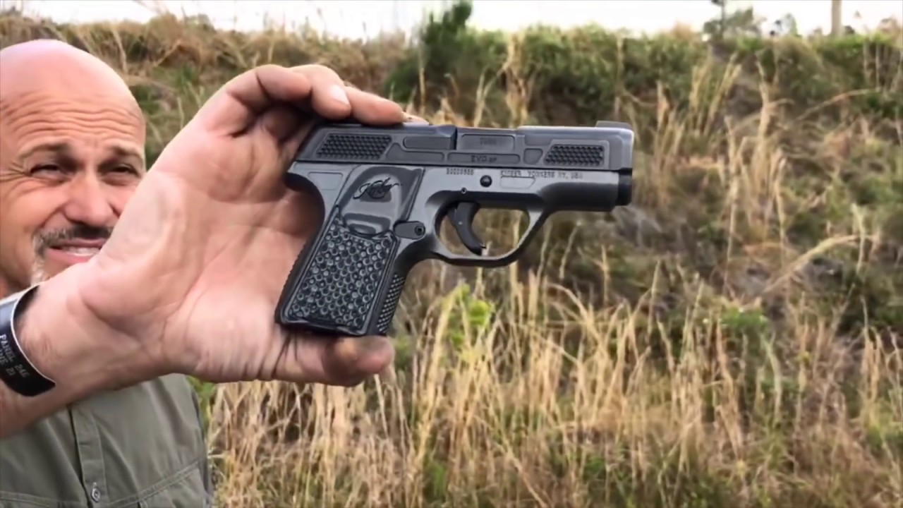Kimber EVO Review: 1000 Rounds in...