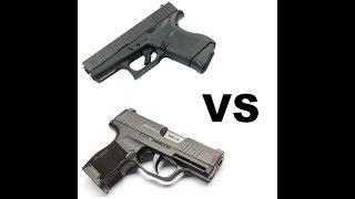 SigP365 vs Glock43