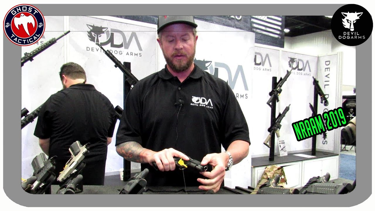 Devil Dog Arms 1911:  NRAAM 2019