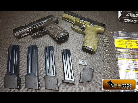 HK VP9/ P30 20 Rd Mags XTech Tactical