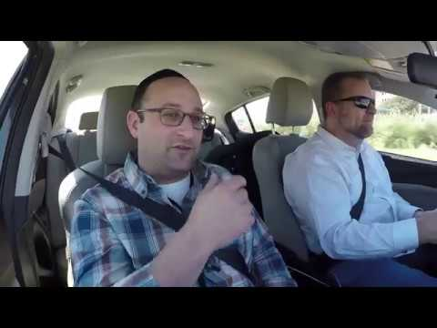 Yehuda Remer on Riding Shotgun With Charlie