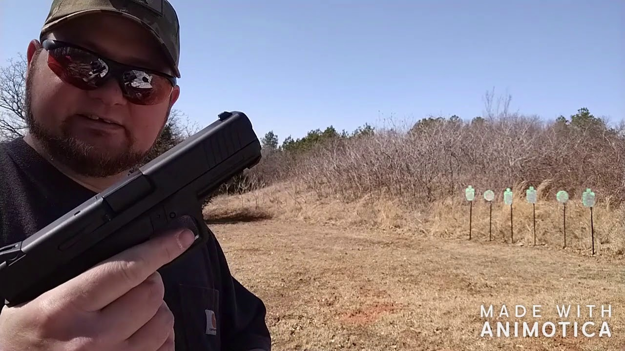 SAR 9 Preview and range session