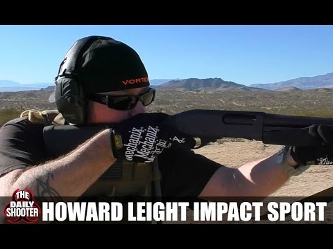 Howard Leight Impact Sport Electronic Earmuffs for Home Defense