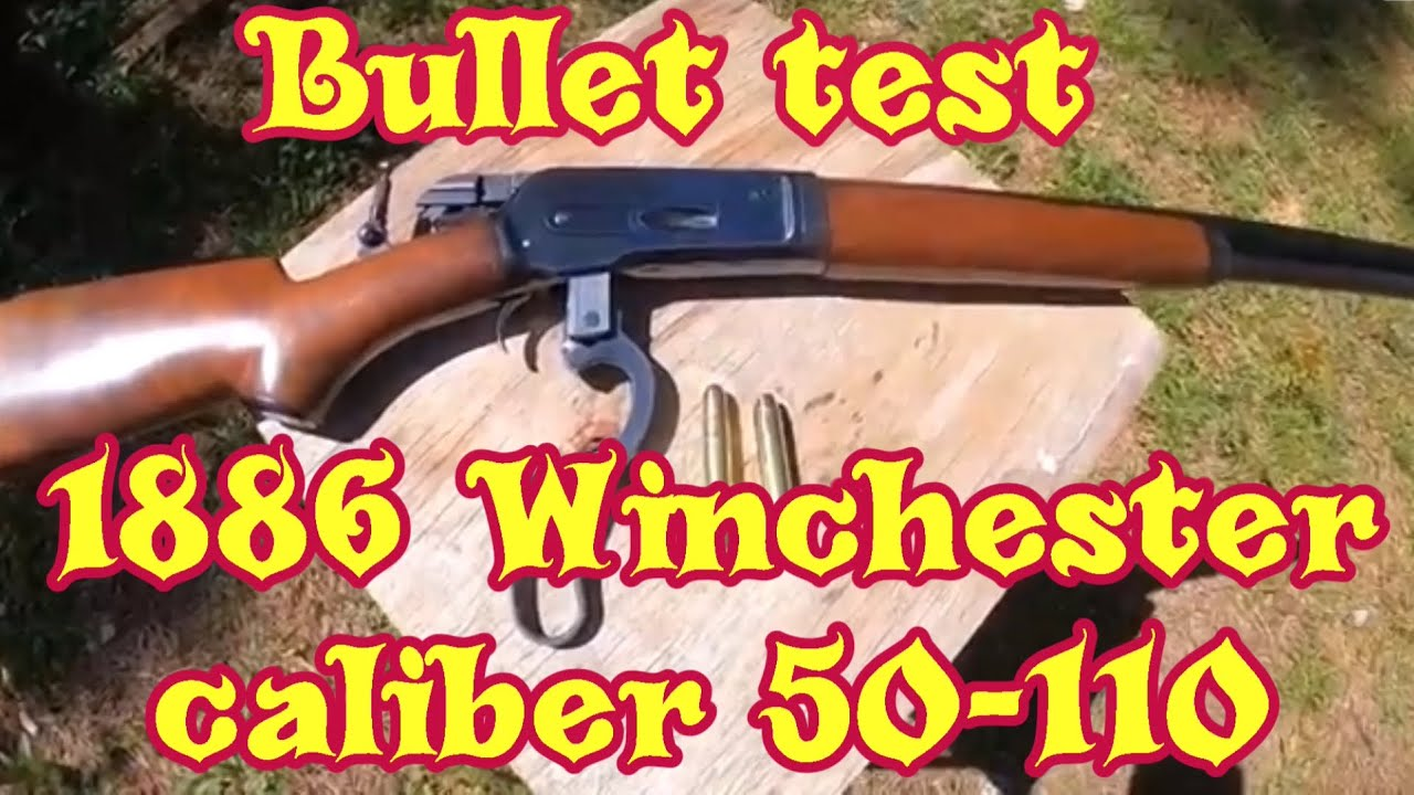 Test part 2 OF Woodleigh's 50 Alaskan/ 50-110 500 grain FN bullet
