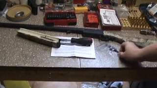 Stevens Shotgun forearm spring kit replacement