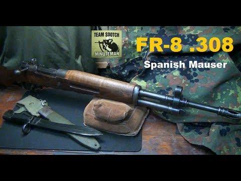 FR-8 308 Spanish Mauser Carbine