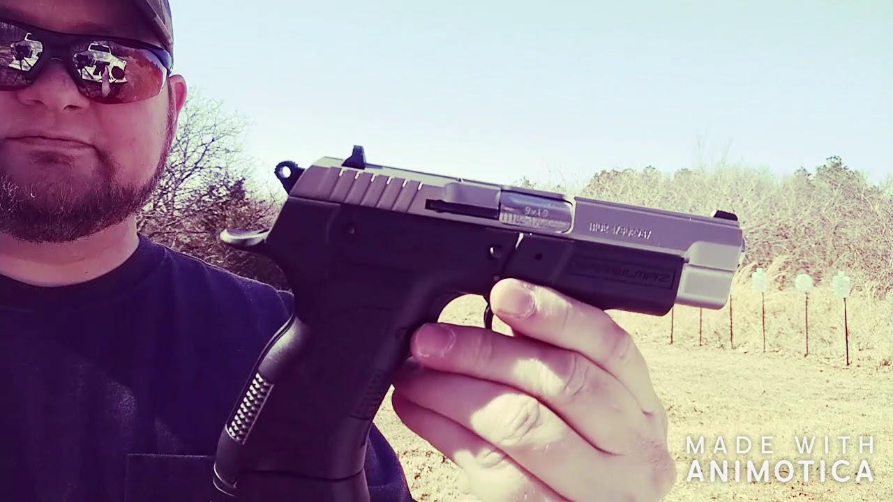Sarsimaz B6c 9mm