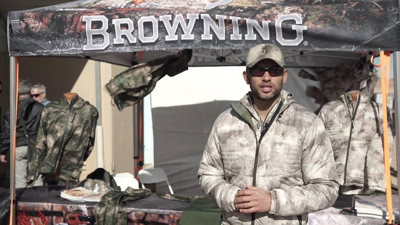 SHOTS 2016 - Jared Wihongi - SPEED huntingwear works