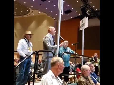 NRA Members' Meeting Debate: Rob Pincus Seeking Transparency