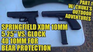 Springfield XDM 5.25
