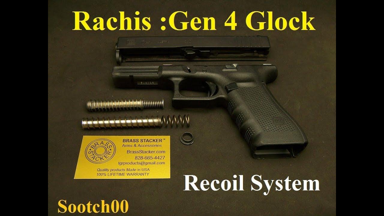 Glock Gen 4 Pistol Reliability Upgrades