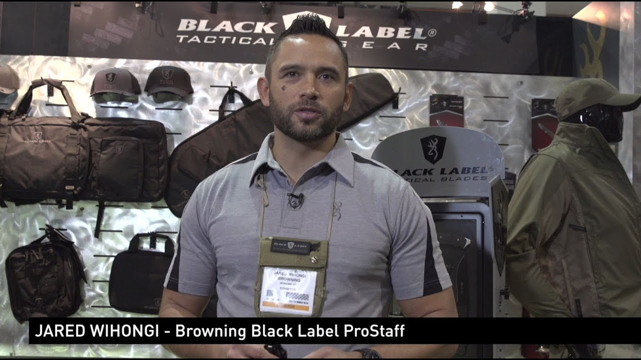 Black Label Knives - Jared Wihongi goes over the line at SHOTS 2015 - 1:06