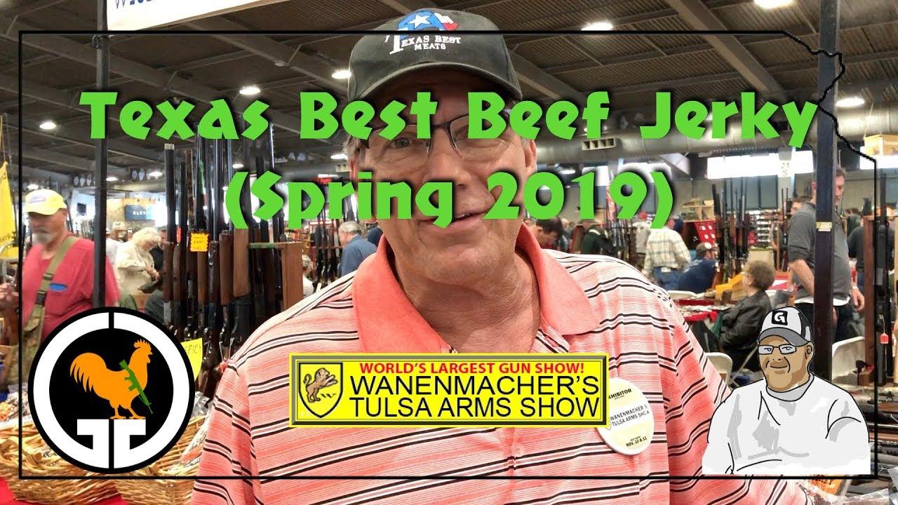 Texas Best Beef Jerky (Spring 2019)