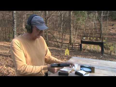 Glock 20 Rapid Fire