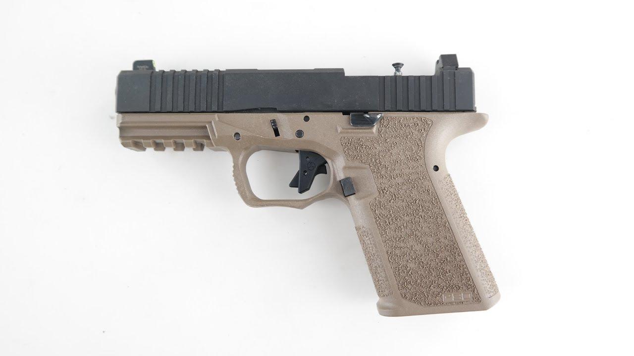 Polymer 80 Glock 19 9mm