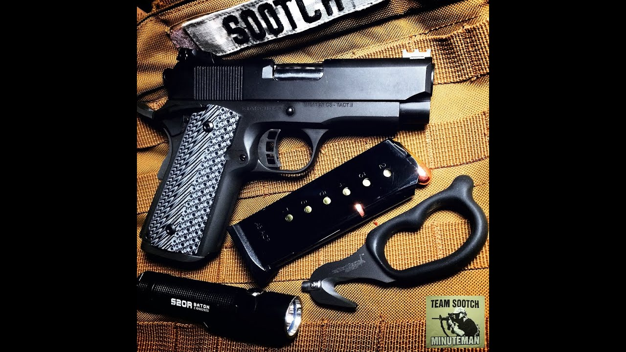 Rock Island Armory 1911 Review
