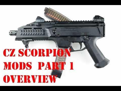 CZ Scorpion EVO Part 1