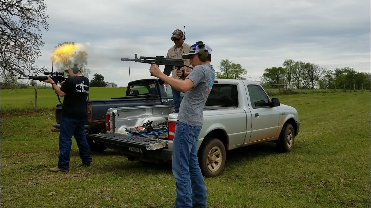 Shooting Steel With Cuz and Ethan🇺🇸
