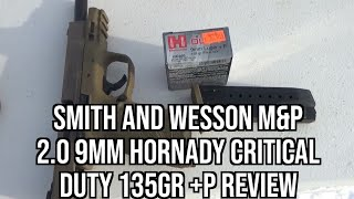 Smith and Wesson 2.0 5