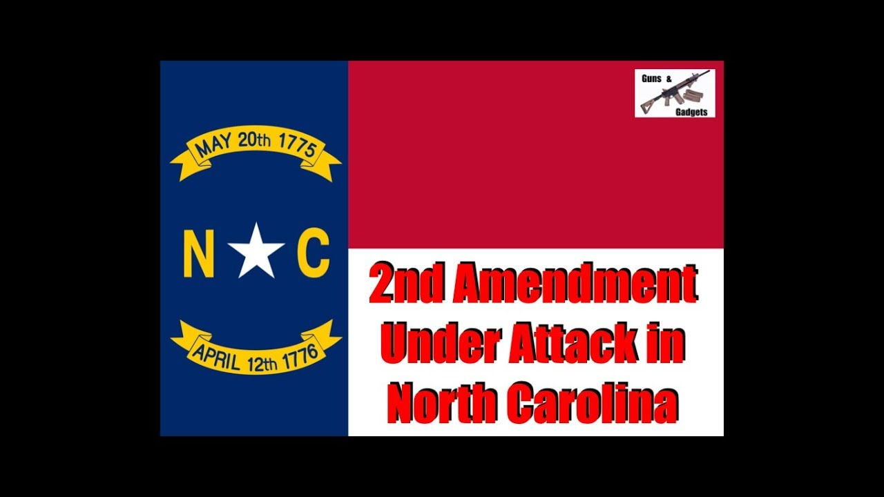 2A Under Attack in North Carolina