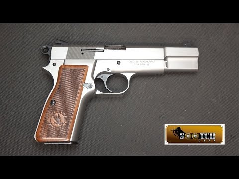 Regent BR9 9mm Hi Power Clone