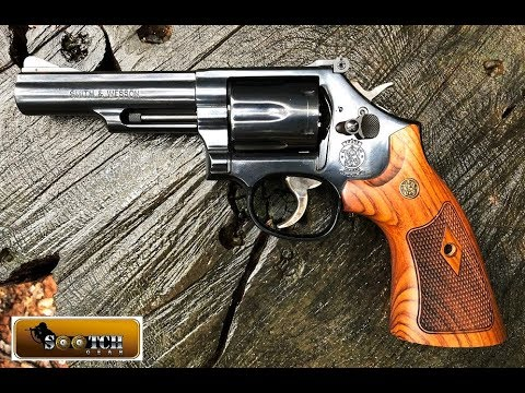 S&W Model 19 Classic .357 Magnum Revolver Review