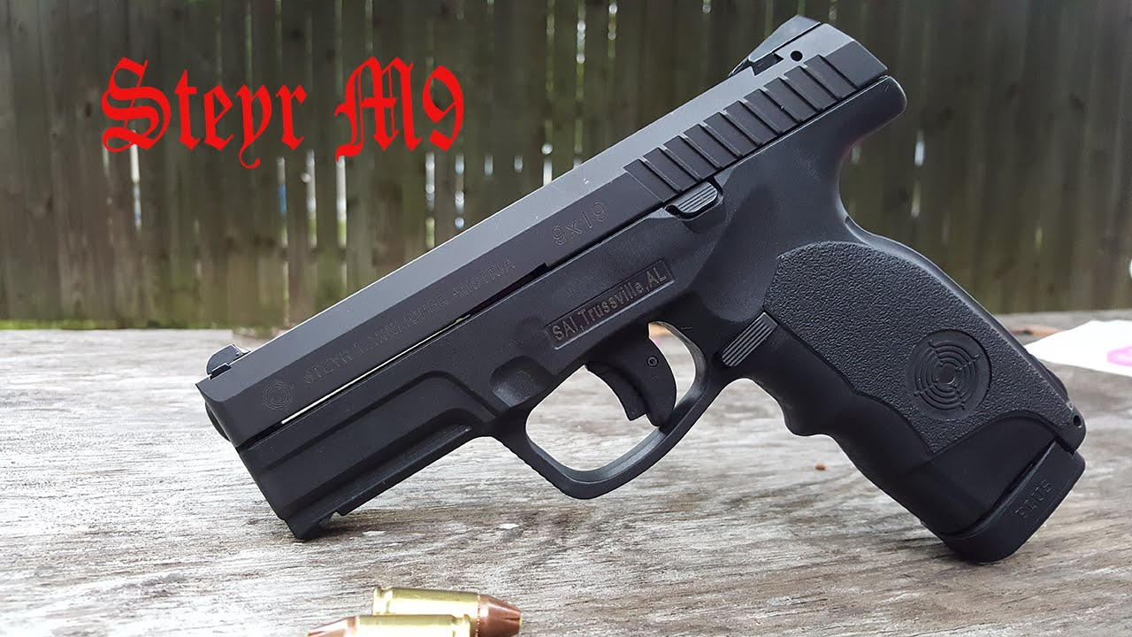 Steyr M9 A1...The Forgotten One