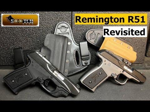 Remington R51 Gen 2 Revisit : Is it fixed?