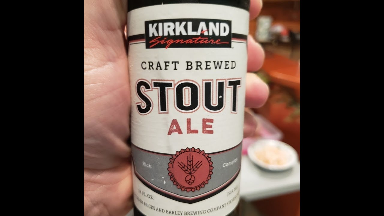 Stout Ale from KIRKLAND