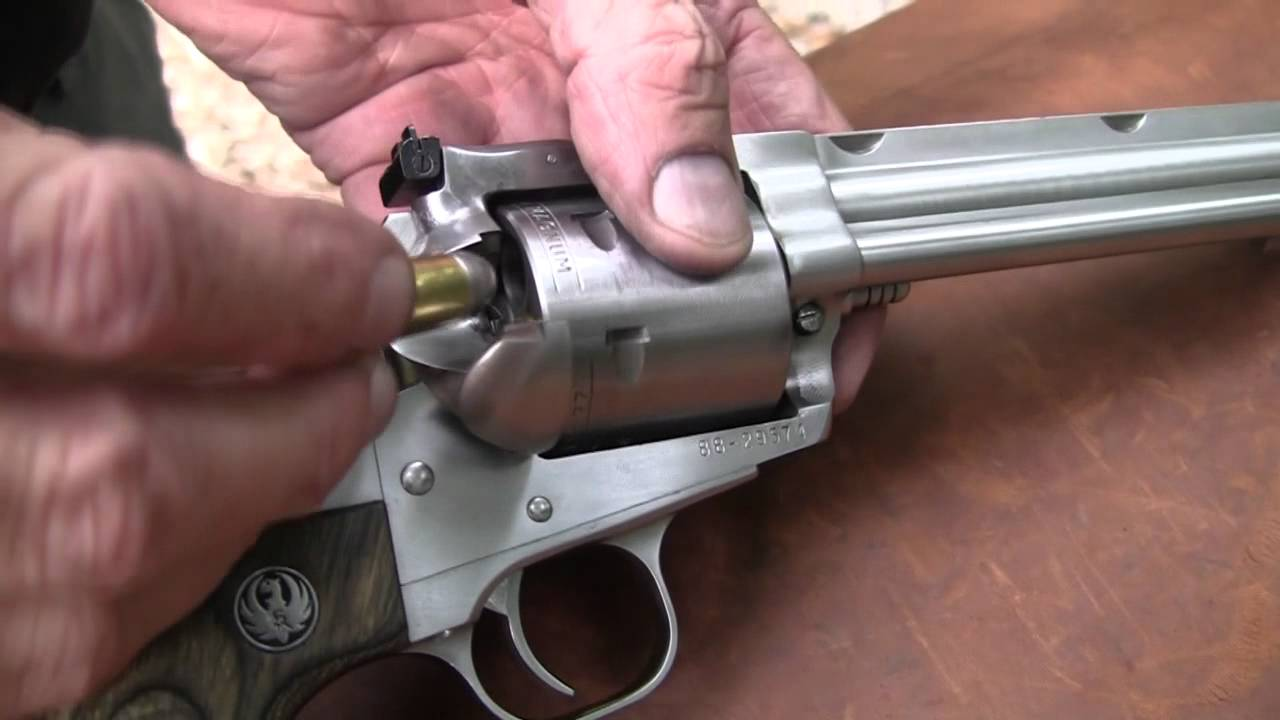 44 Magnum Ruger Super Blackhawk Hunter