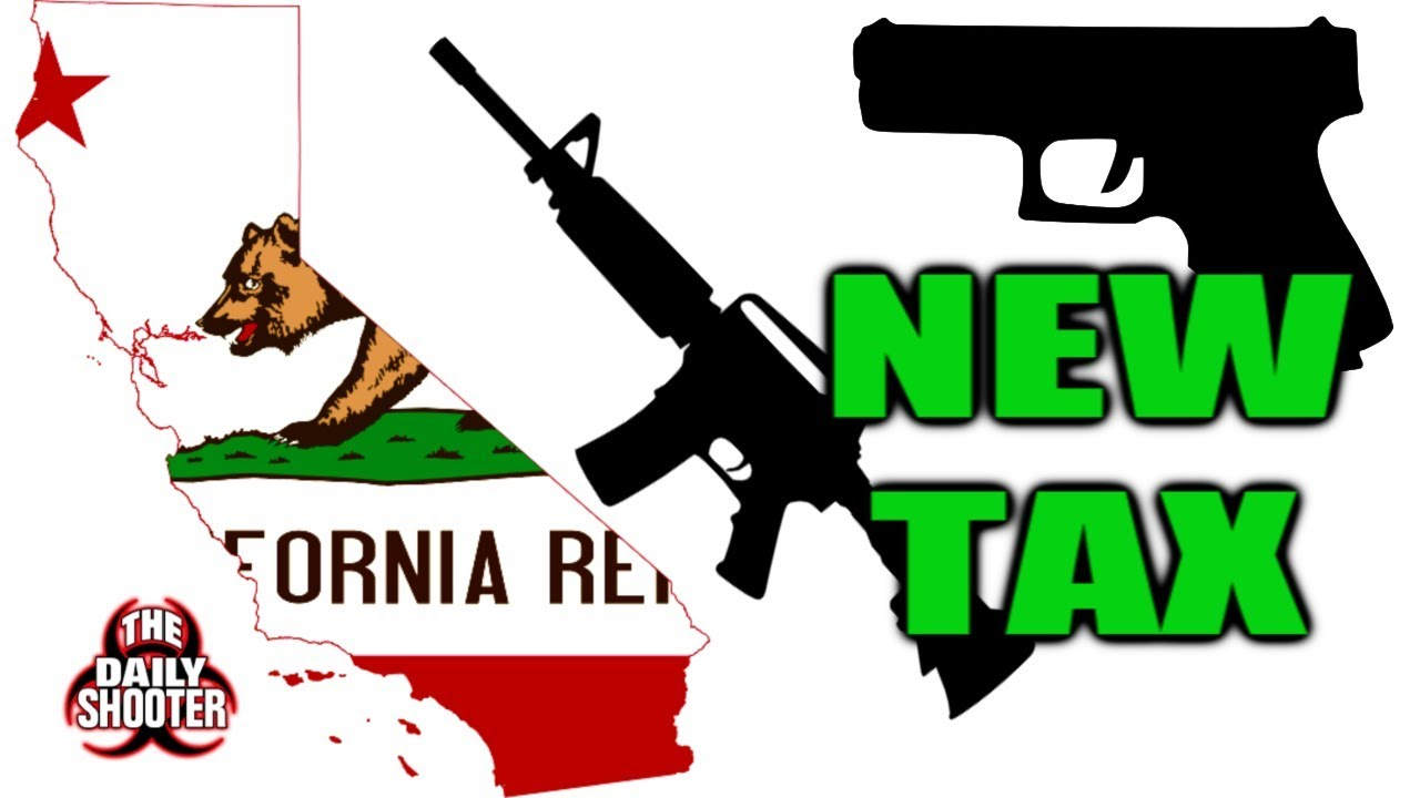 California AB18 Tax on ALL Semi Autos!