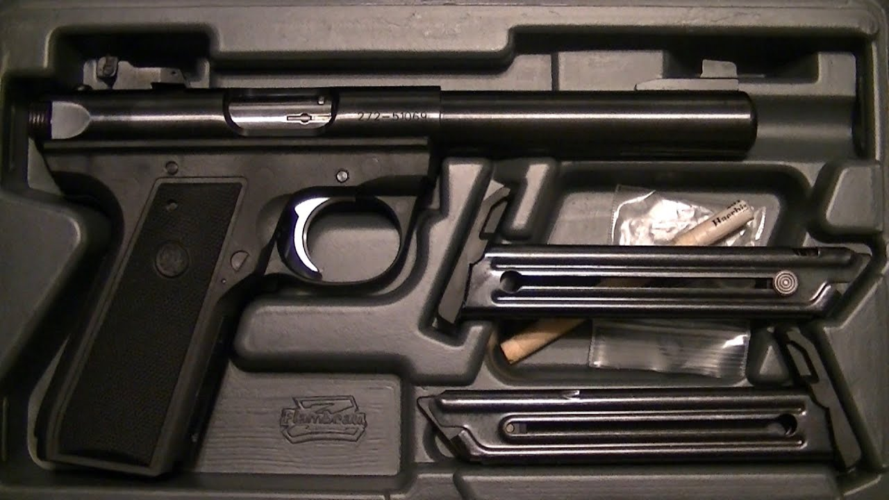 Ruger 22/45 Mark 3 take down