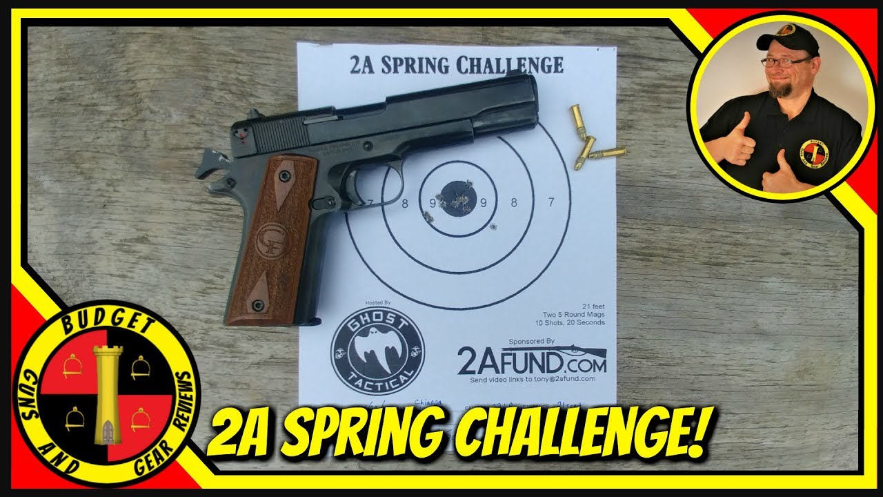 2a Spring Challenge!