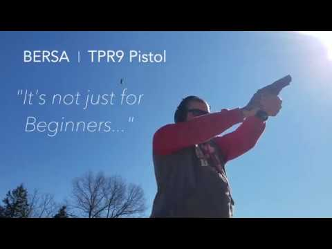 Bersa TPR9 - More Than a Beginners Gun