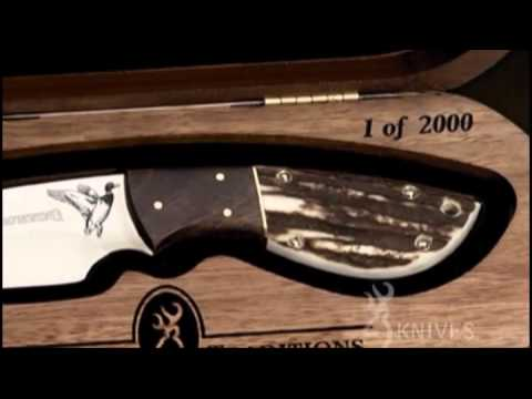 Browning Knives 2008 Overview