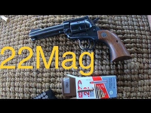 Ruger single six 22 Magnum