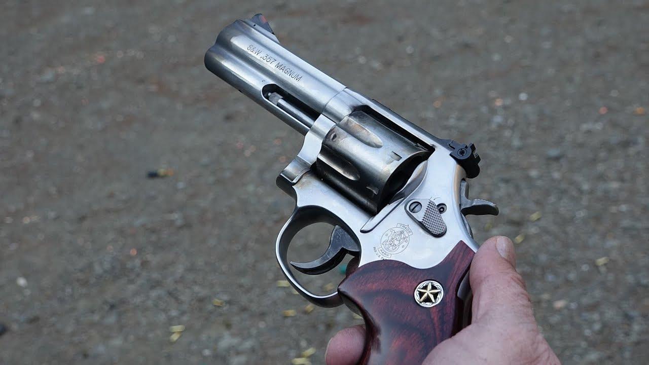 Smith & Wesson 686+ 7 Shot .357 Magnum Revolver Review
