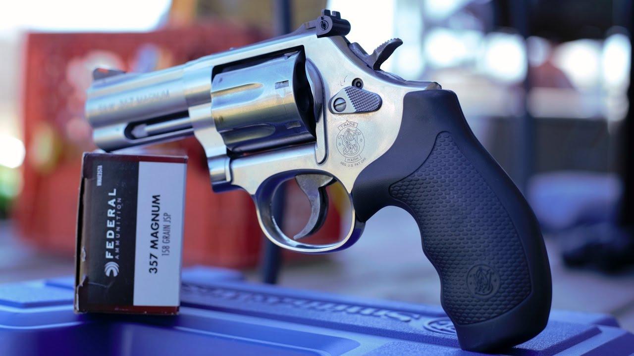 686 Plus 7 Shot .357 Magnum