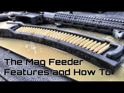 The Mag Feeder Features and Demo