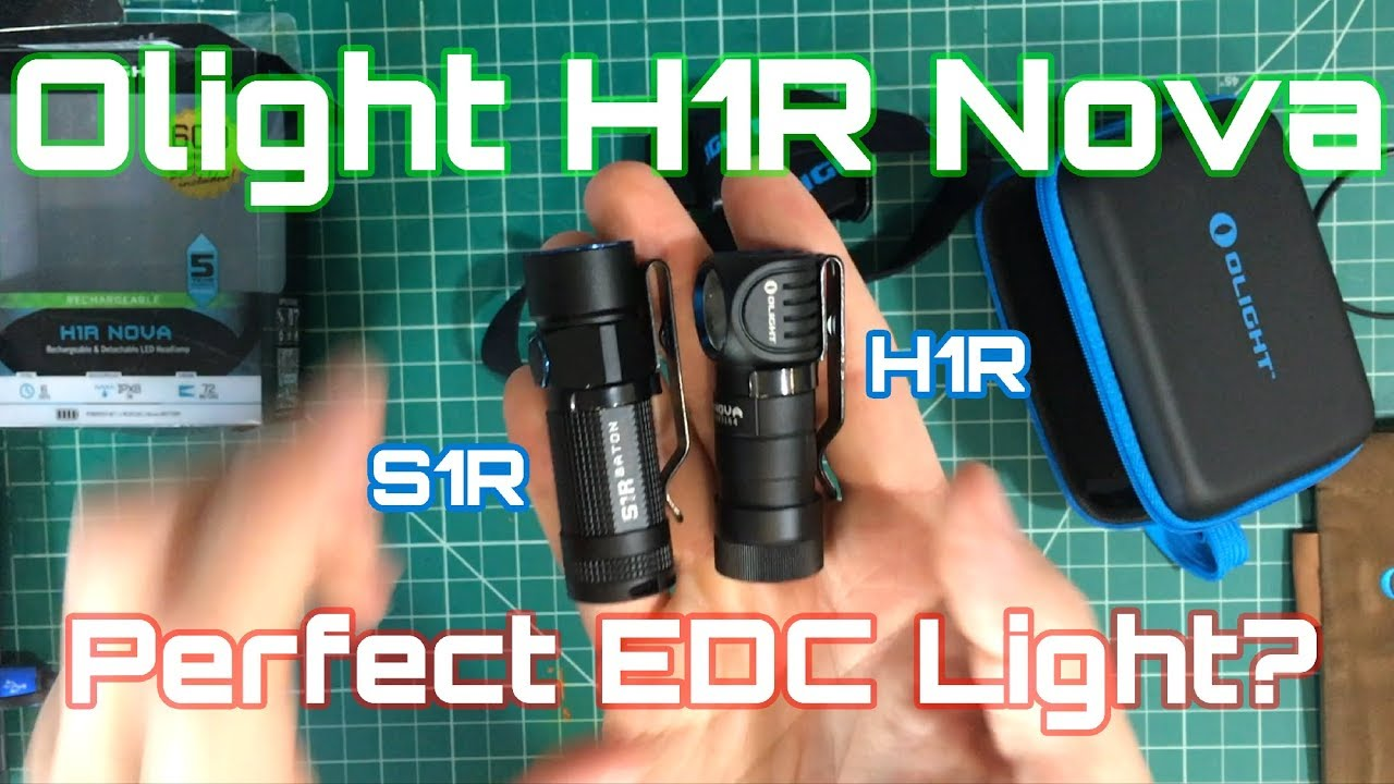 H1R Nova - Perfect EDC Light?