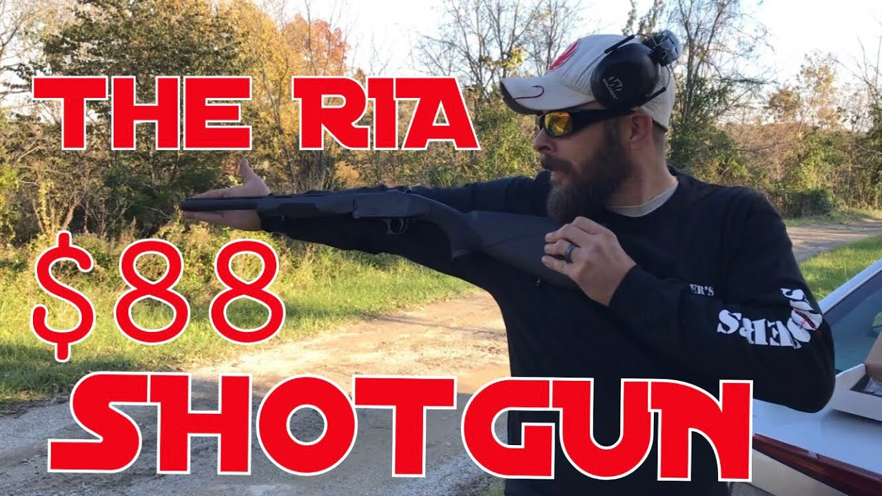 Rock Island Armory budget  single shot: Out of the box review