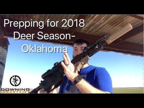 Deer Season Prep 2018
