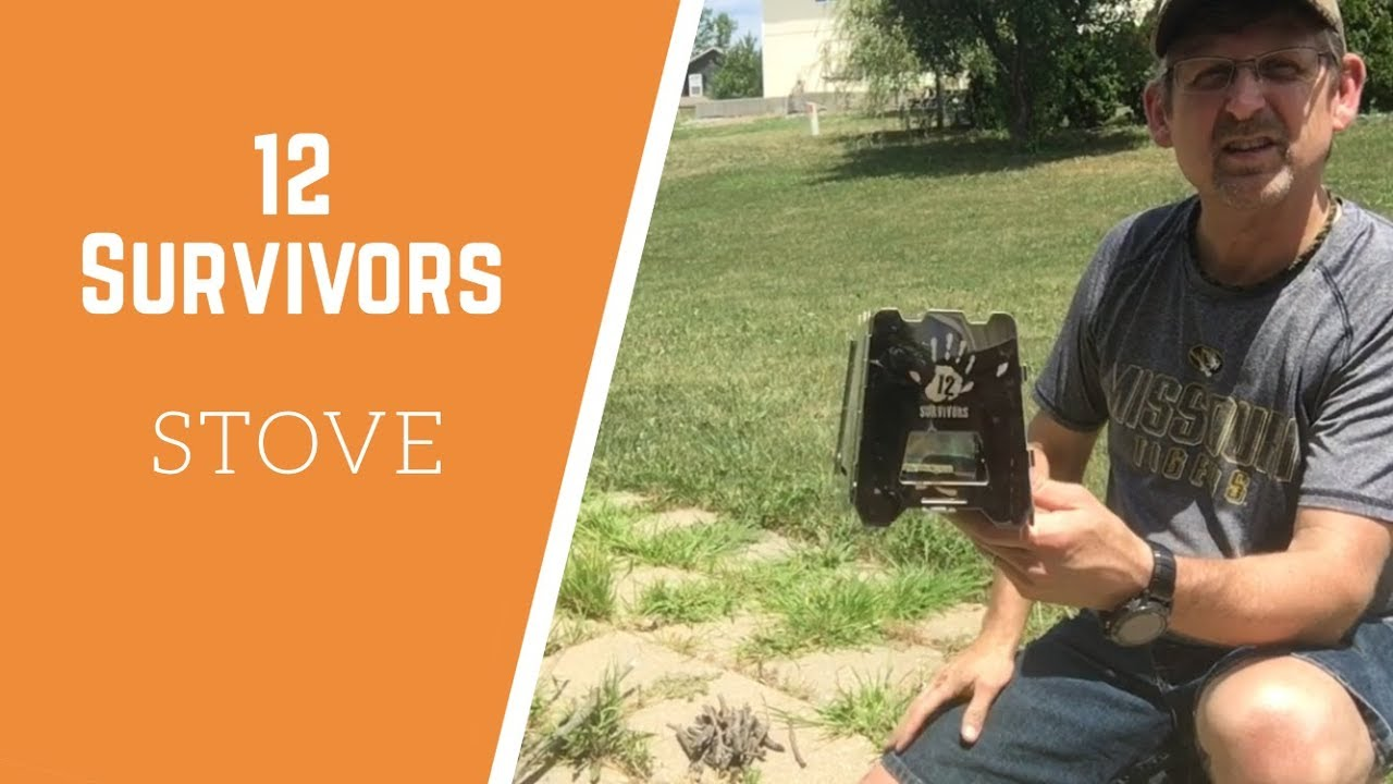 The best compact survival stove