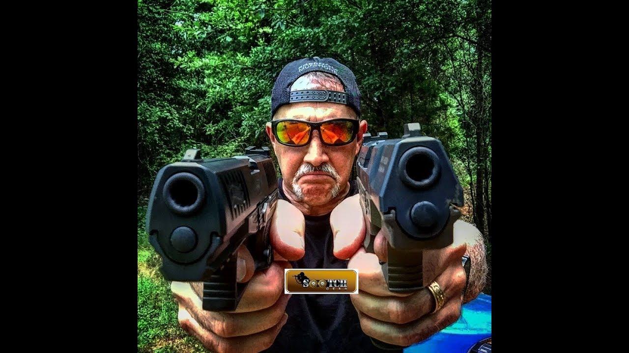 Walther P99 VS PPQ 9mm Pistols
