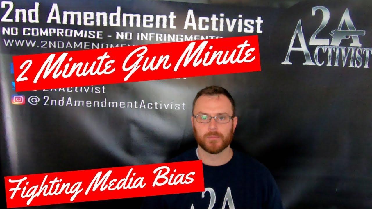 2 Minute Gun Minute - Media Propaganda