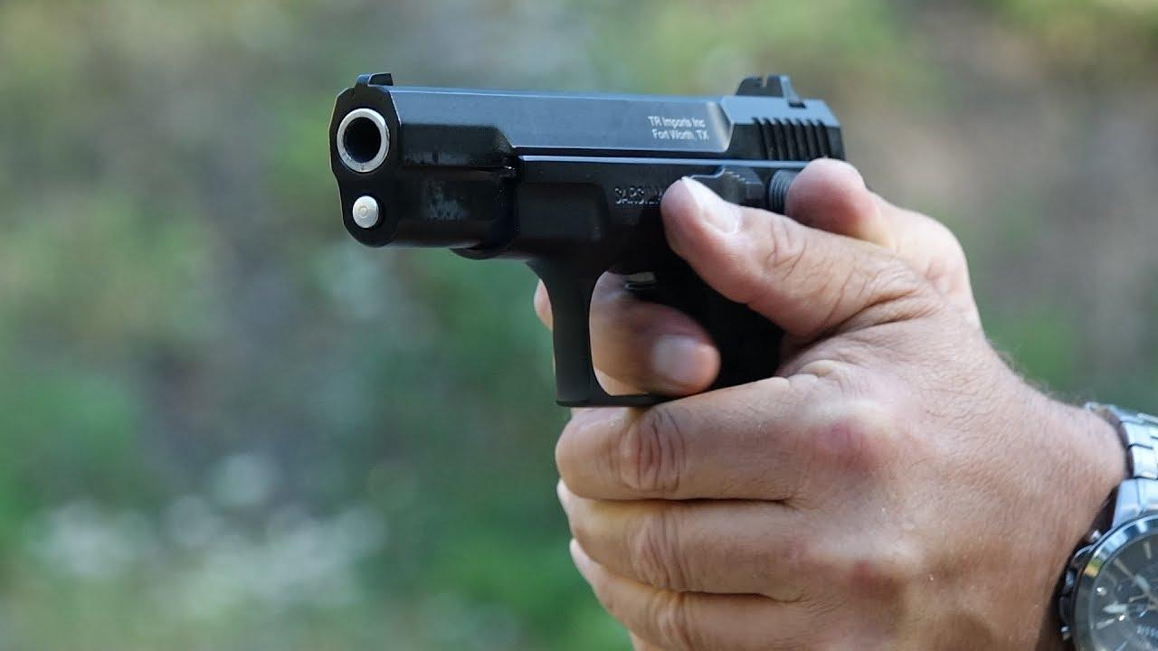 Sarsilmaz Kilinc 2000 Mega 9mm Pistol Review